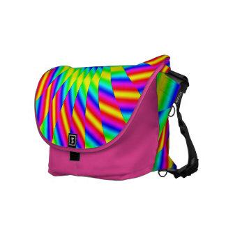 Color Spectrum Messenger Bag