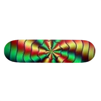 Color-Spiral Skateboards