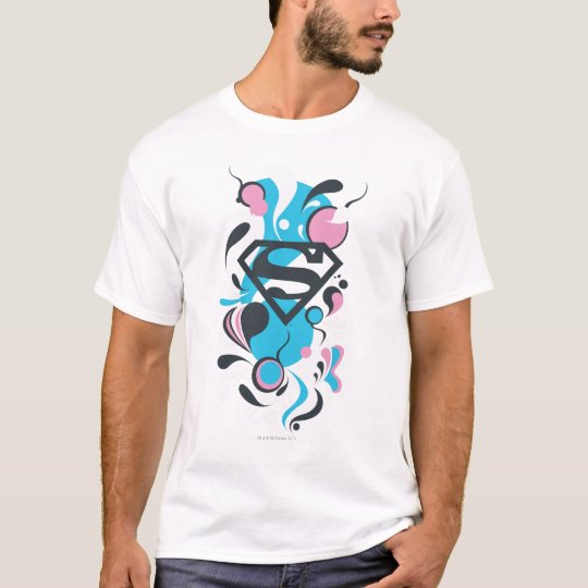 Color Splash Blue T-Shirt