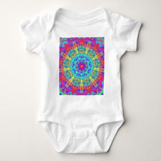 Color Splash colorful encouraging fractal Tee Shirts