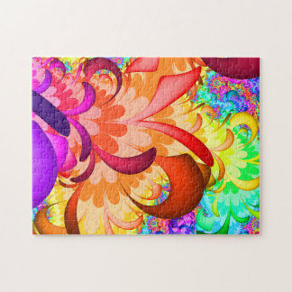Color Splash - Fractal Art Puzzle
