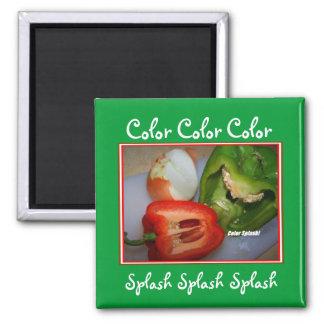 Color Splash, Magnet
