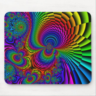 Color Splash Mousepad