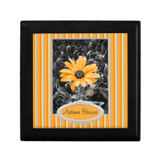 Color Splash Spring Flash African Daisy Photograph Gift Box