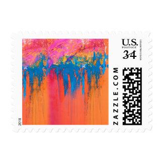 Color Splash Stamps