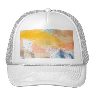 COLOR SPLASH TRUCKER HAT