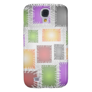 Color Square iPhone Case 3G Galaxy S4 Covers