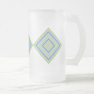 COLOR SQUARES custom mug – choose style & color