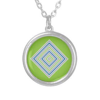 COLOR SQUARES necklace