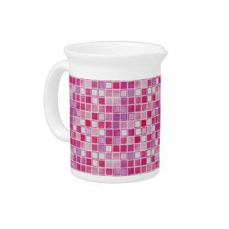 color squares pitcher