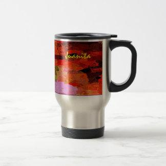 Color Stainless Steel Travel Mug for Juanita