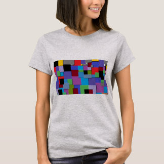 Color stepping stones T-Shirt