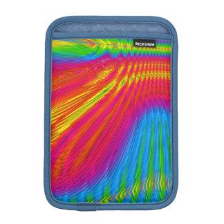 Color Streaks-iPad Mini Sleeve