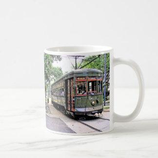 Color Streetcar Coffee Mug
