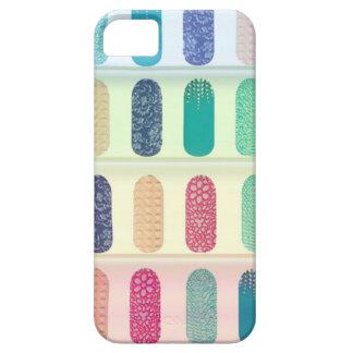 COLOR Strip Design Patterns iPhone SE/5/5s Case