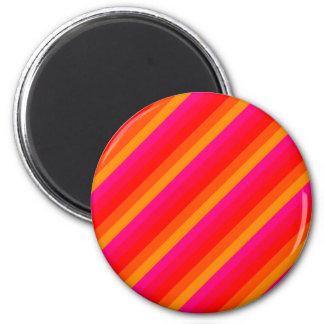 Color Stripe - 04 Refrigerator Magnets