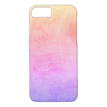 Color Strokes Iphone Case