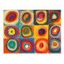 Color Study | Wassily Kandinsky Postcard
