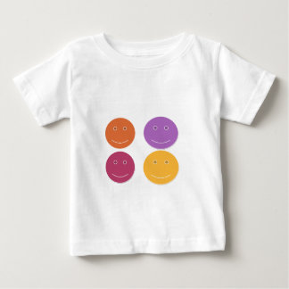 Color subject baby T-Shirt