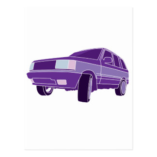 Color SUV Postal