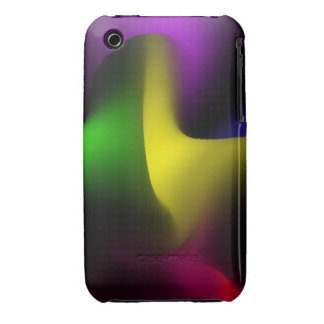 Color Swirl iPhone 3 Case