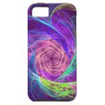 Color swirl iPhone 5 covers
