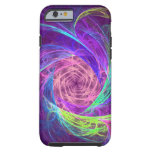 Color swirl iPhone 6 case