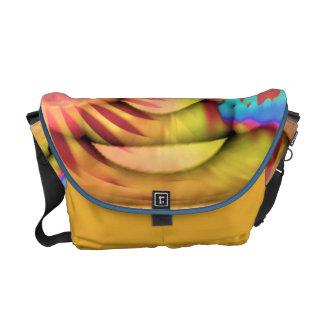color swirls a10 courier bag
