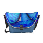 color swirls a6 courier bags