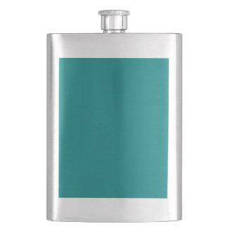 color teal flask
