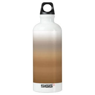 Color teñido inmersión del café de la acuarela de
