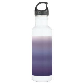Color teñido inmersión púrpura de la acuarela de