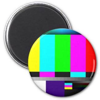Color Test Magnet