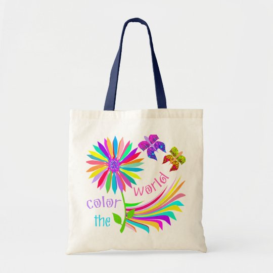 Color the World Bags