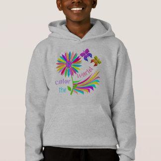 Color the World Kids' Sweatshirts