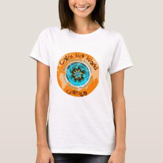 Color the World Orange - CRPS Dual Ice Circlet.png T-Shirt