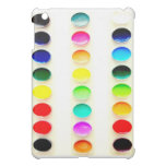 Color the World Watercolors Paints  iPad Mini Covers