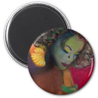 Color Theory 1 2 Inch Round Magnet