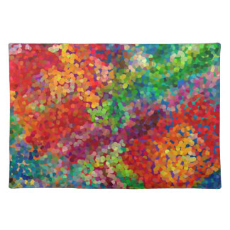 Color Theory Clash Placemat