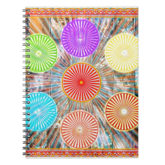 Color Therapy Graphics : Healing Energy Chakra Notebook