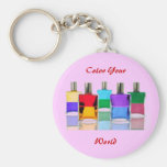Color Therapy Keychain
