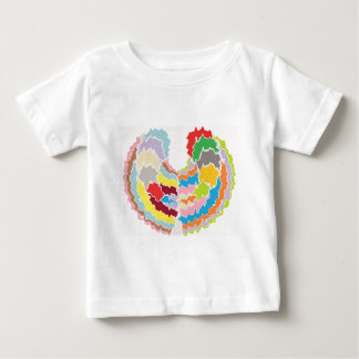 Color Therapy -  Multicolor Rainbow Assortments Shirt