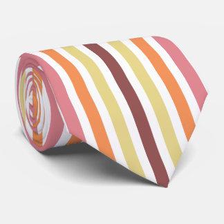 Color Trend Marsala Neck Tie