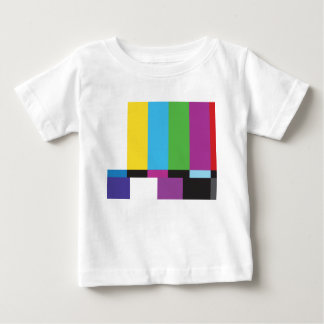 Color TV Baby T-Shirt