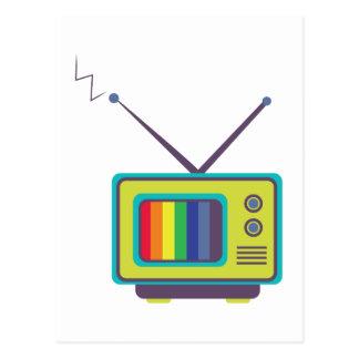 Color TV Postal