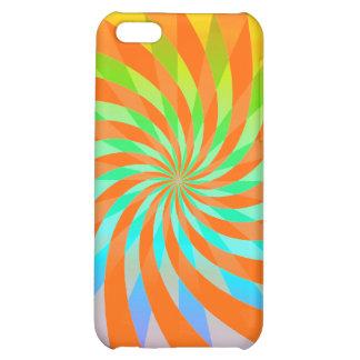 Color Twist iPhone 5C Cases
