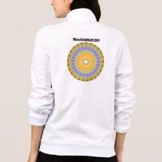 Color Twist Mandala #2 Design Jacket