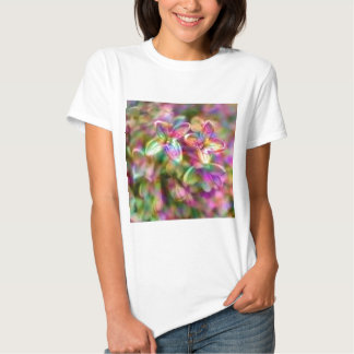 Color Up My Life Tee Shirt