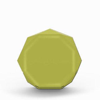 Color verde amarillo