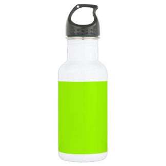 Color verde de neón solamente de encargo